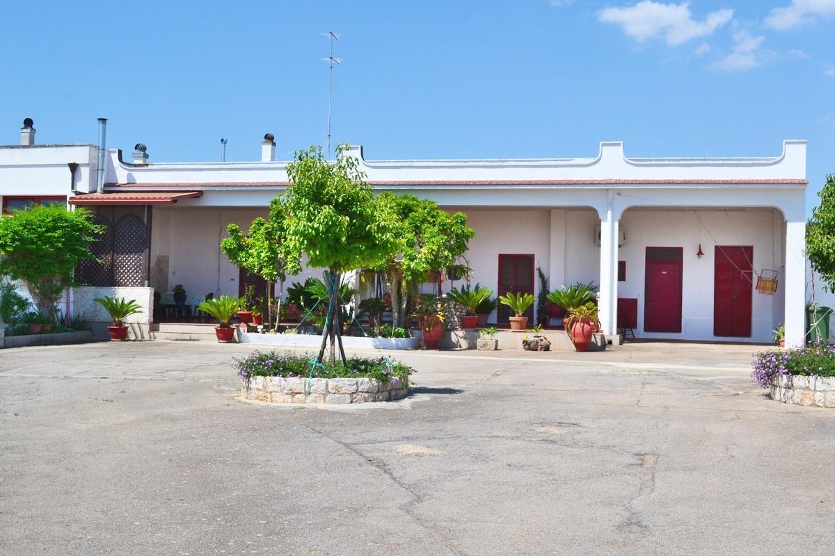 Impianti Fotovoltaici In Vendita Puglia masseria correo in vendita a carovigno (brindisi) in puglia